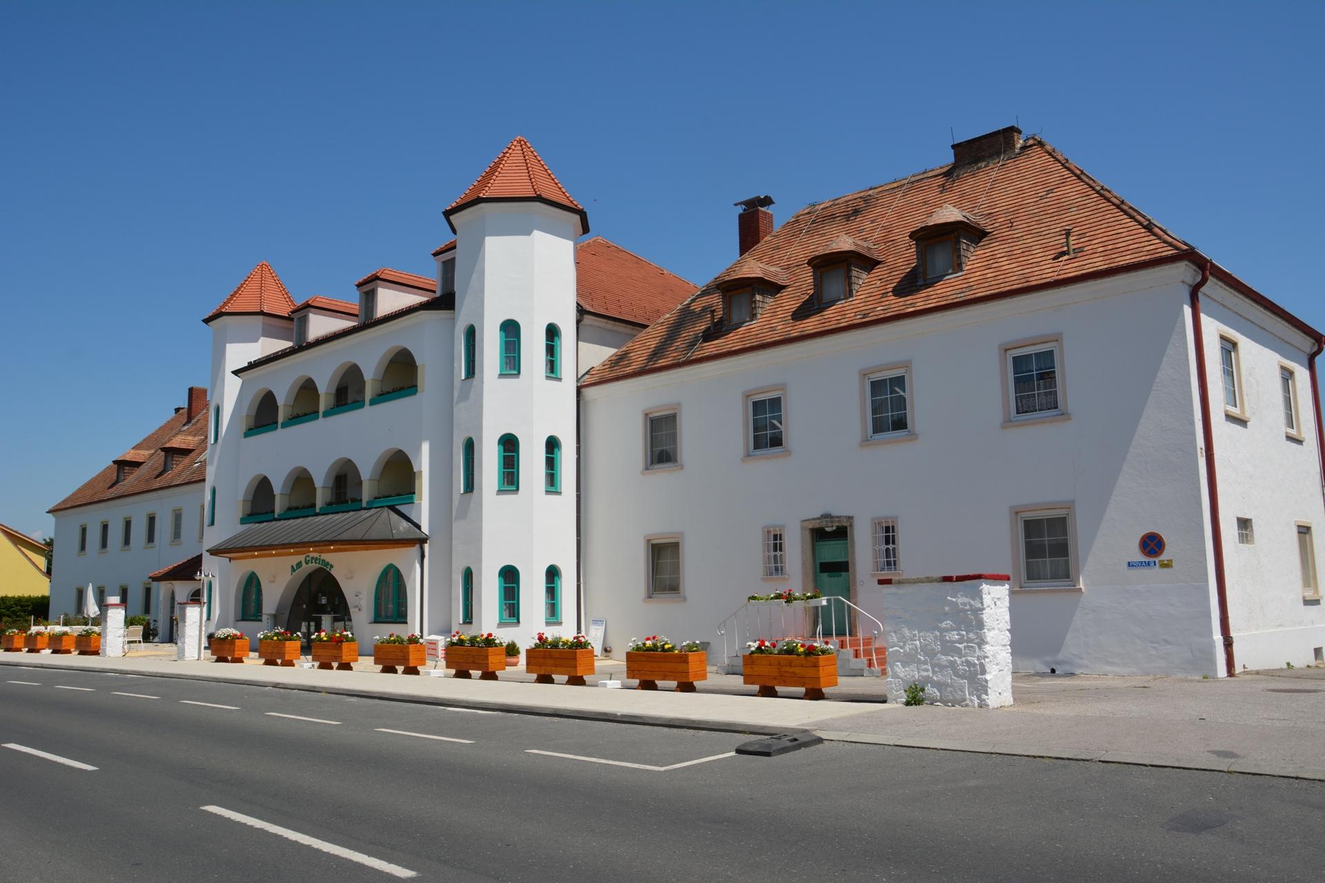 Hotel am Greiner Außen Rechts