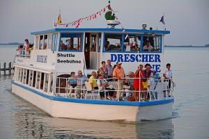 Festspielshuttle Mörbisch @ Drescher Line, Rust | Rust | Burgenland | Österreich
